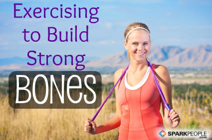 how to get a strong bone5s