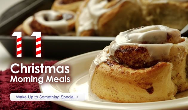 11 Christmas Morning Meals