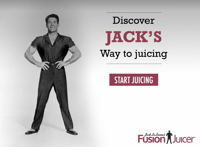 Discover Jack's Way to Juicing