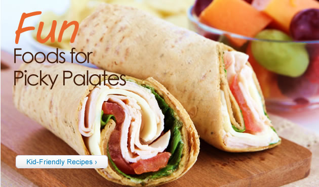 Fun Foods for Picky Palates