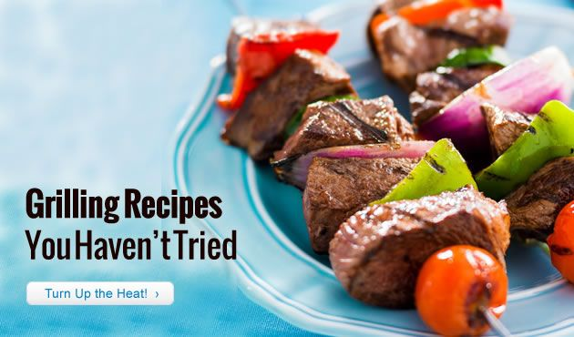 Grilling Recipes You Haven't Tried