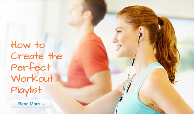 How to Create the Perfect Workout Playlist