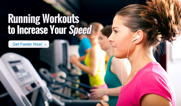 Running Workouts to Increase Speed