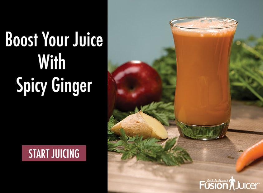 Spicy Ginger Juice