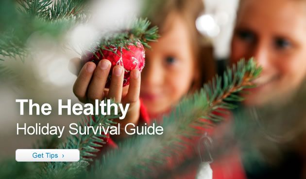 The Healthy Holiday Survival Guide