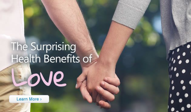 The Surprising Health Benefits of Love