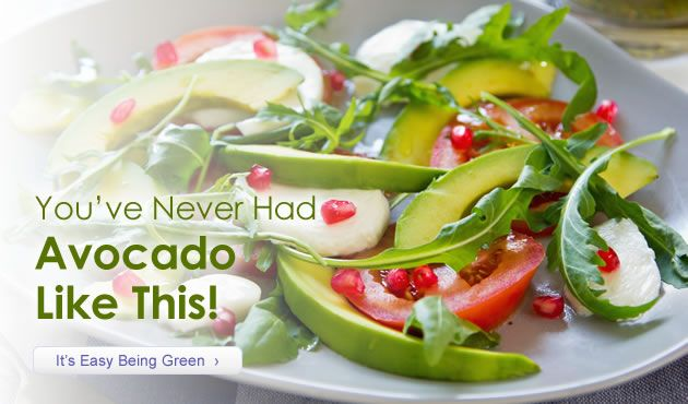 You've Never Had Avocado Like This!