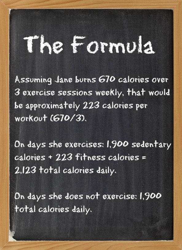 Calorie Calculations 101
