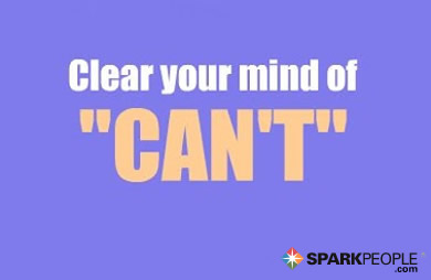 Motivational Quote - Clear your mind of