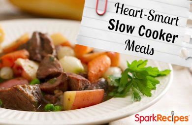 Slow cooker recipes that care for your heart slideshow sparkrecipes slow cooker recipes that care for your heart sparkrecipes slideshow forumfinder Choice Image