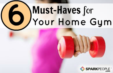 6 Essentials for Your Home Gym