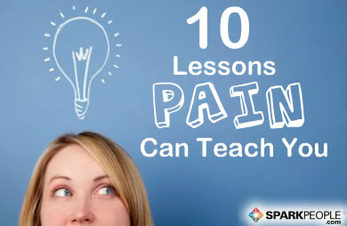 10 Important Lessons Pain Can Teach You