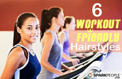 6 Great Hairstyles to Rock at the Gym