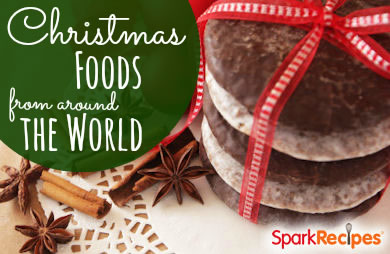 10 Christmas Recipes From Around The World SparkRecipes SlideShow