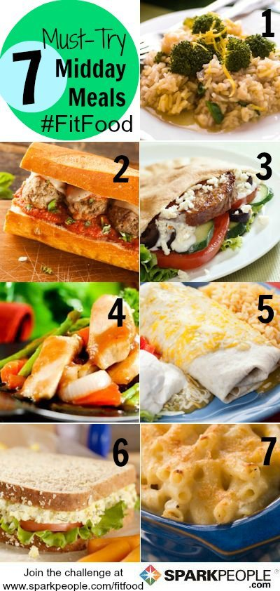 84 quick healthy meals in minutes sparkpeople forumfinder Choice Image