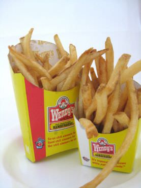 New Wendys Natural Cut Fries Are They Any Healthier