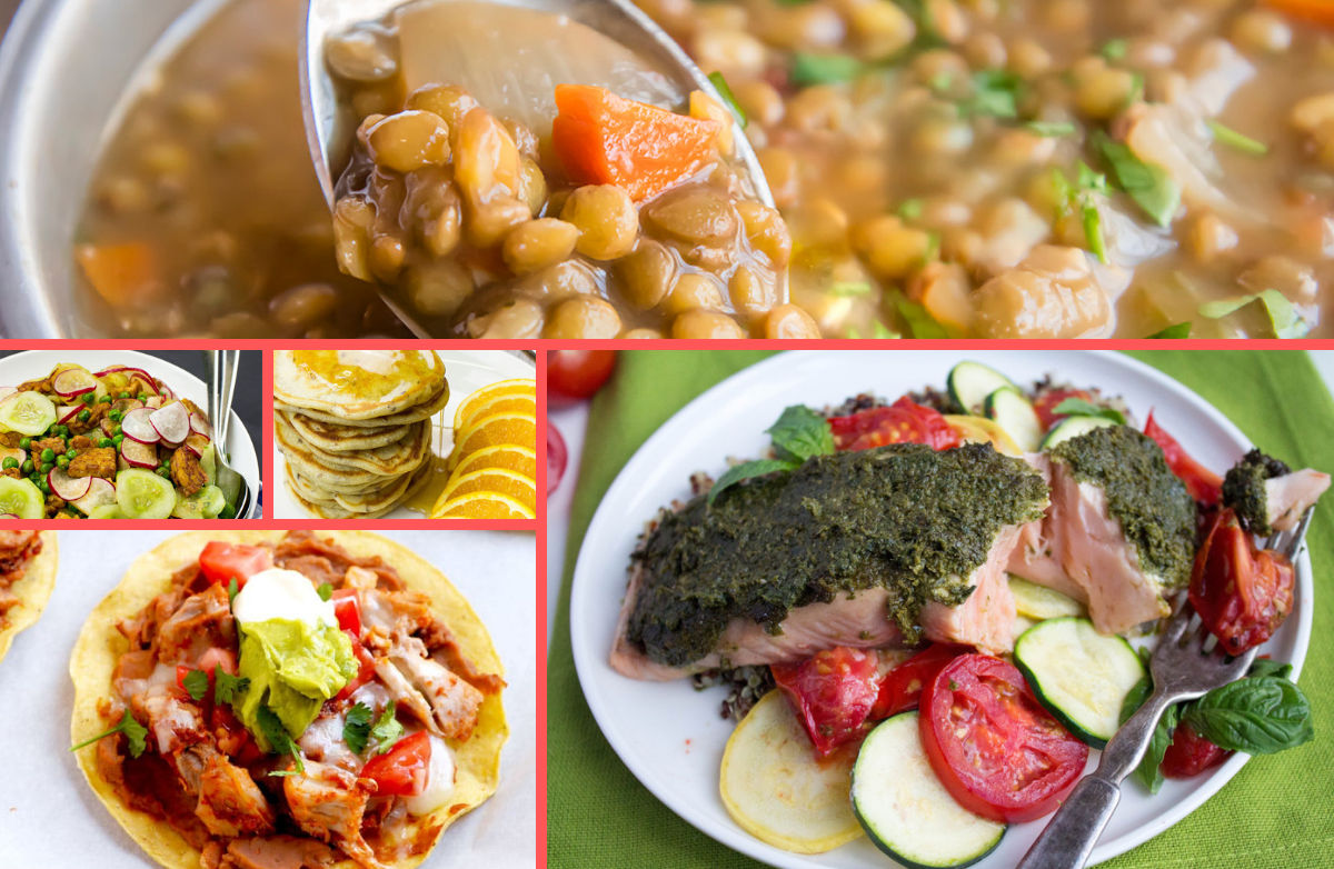 20 Weeknight Meals That Are Ready in 20 Minutes or Less