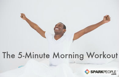 A 5-Minute Wake-Up Call for Your Whole Body