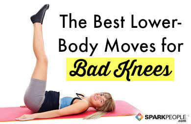 Best exercises for weight loss with bad knees