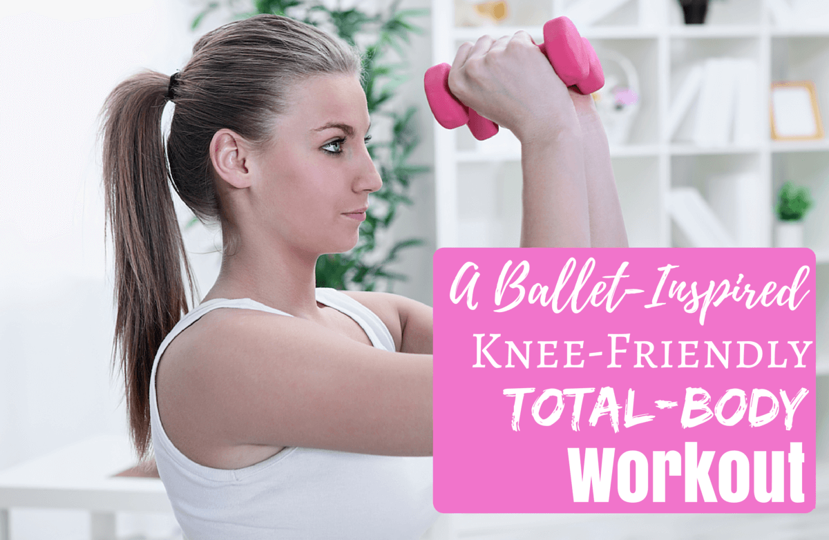 A 30-Minute Barre Workout That Is Easy on the Knees