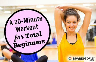 How to Start Exercising: A 20-Minute Routine