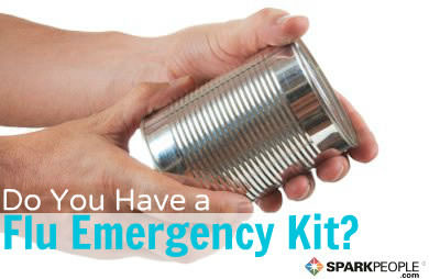 Have You Prepared a Flu Emergency Kit?