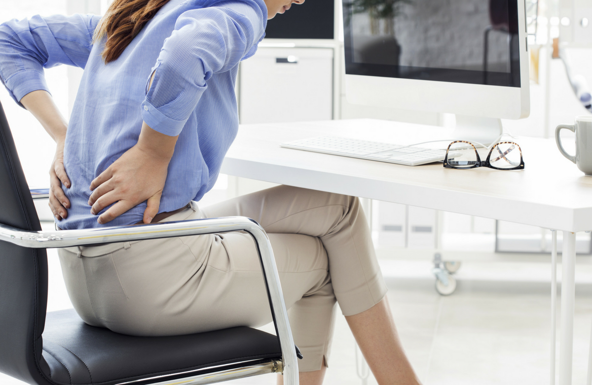 9 Ways to Sit Safely & Comfortably at Your Work Desk