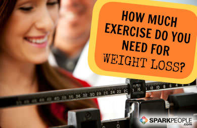 How Much Exercise Should You Do to Lose Weight?