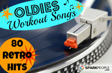 The 80 Most Popular 'Oldies' Workout Songs