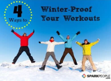 Stick-With-It Winter Workout Tips