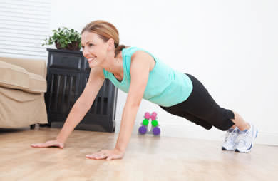 14 plank exercises for a stronger core  sparkpeople