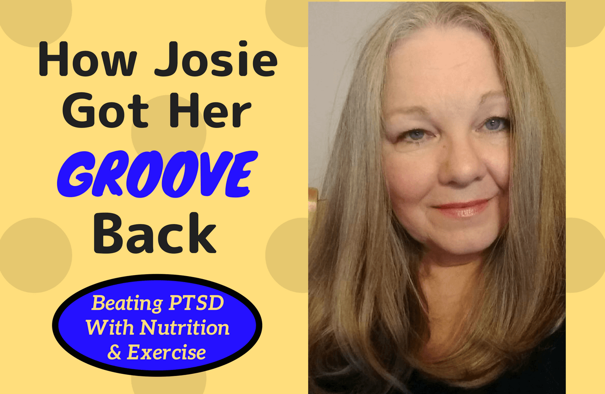 How Josie Is Beating Anxiety With the Power of Health