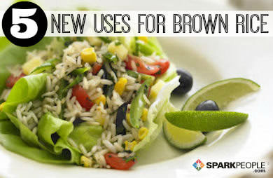 5 New Ways to Use Brown Rice