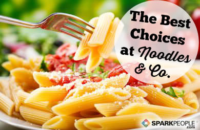 Food on the Run: Noodles & Company