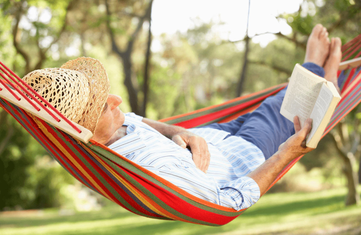 It's Time to Stop Feeling Guilty About Relaxing