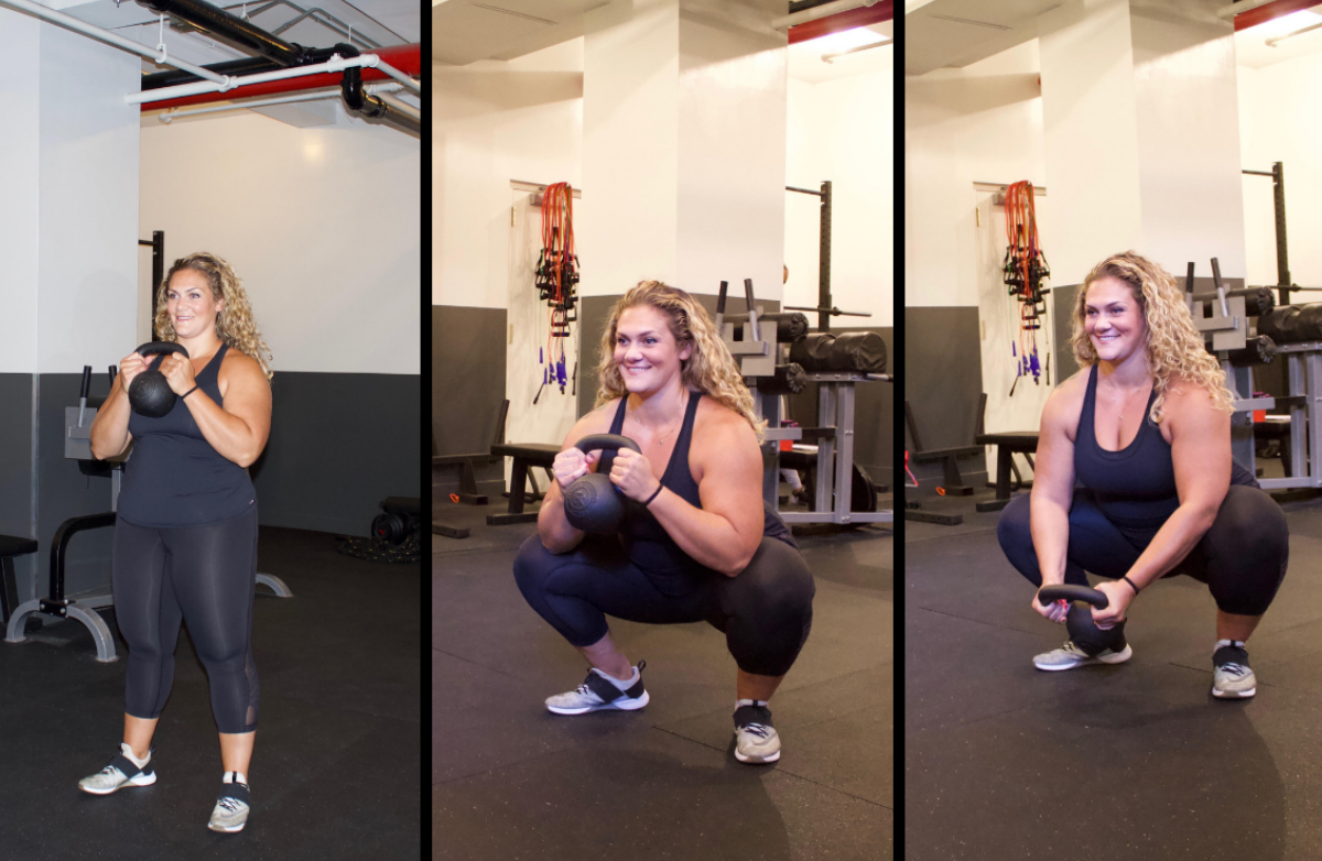 8 Squat Variations for Strong, Sculpted Legs & Glutes
