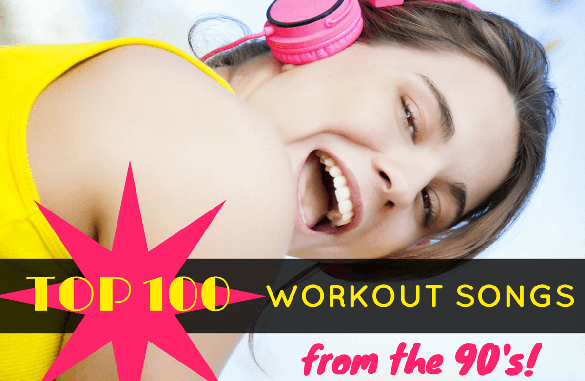 the 100 best workout songs from the 90s sparkpeople