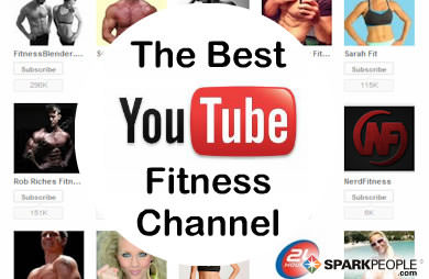 The Best YouTube Fitness Channels