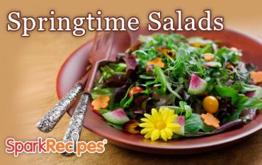 Add the Spring Back into Your Salad