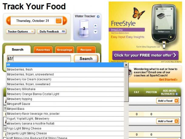 Nutrition Tracking: Now Even Faster