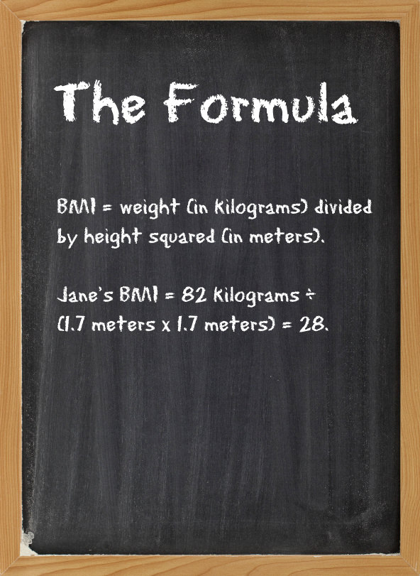 weight and height calculations