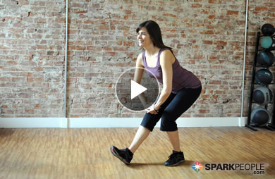 3minute stretching routine for shin splints video