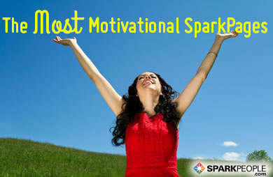 The Most Motivational SparkPages
