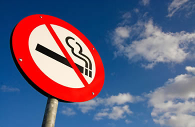 Stop Smoking and Gain Weight? Not Necessarily!