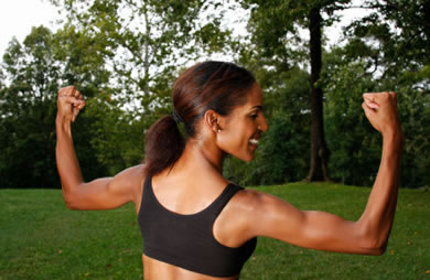 10-Minute Arm Toning Workout Video | SparkPeople
