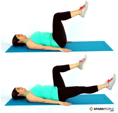 6 exercises to rebuild your core after pregnancy sparkpeople