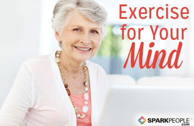 Exercise Your Mind with SparkPeople Trivia