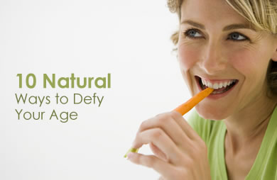 10 natural ways to defy your age sparkpeople ccuart Choice Image