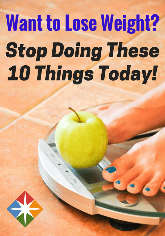11 Surprising Mistakes Stalling Your Weight Loss Sparkpeople