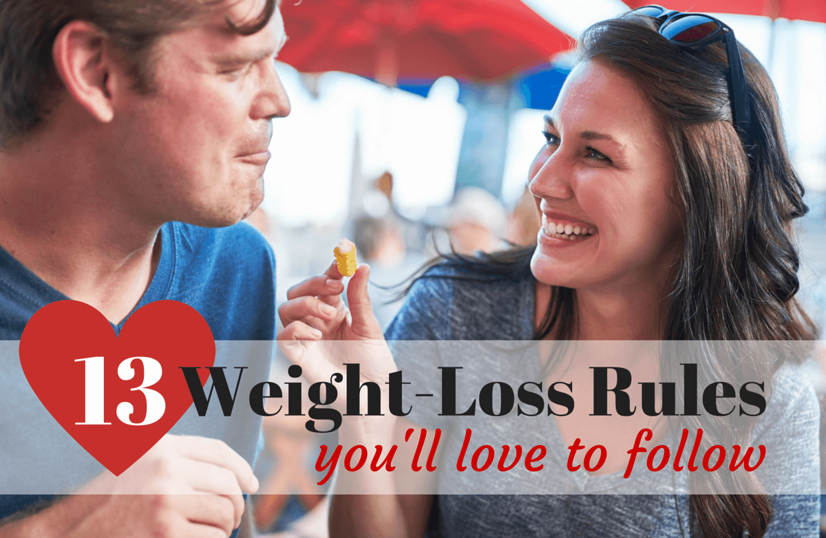 13 Weight Loss Rules You Ll Love To Follow Sparkpeople